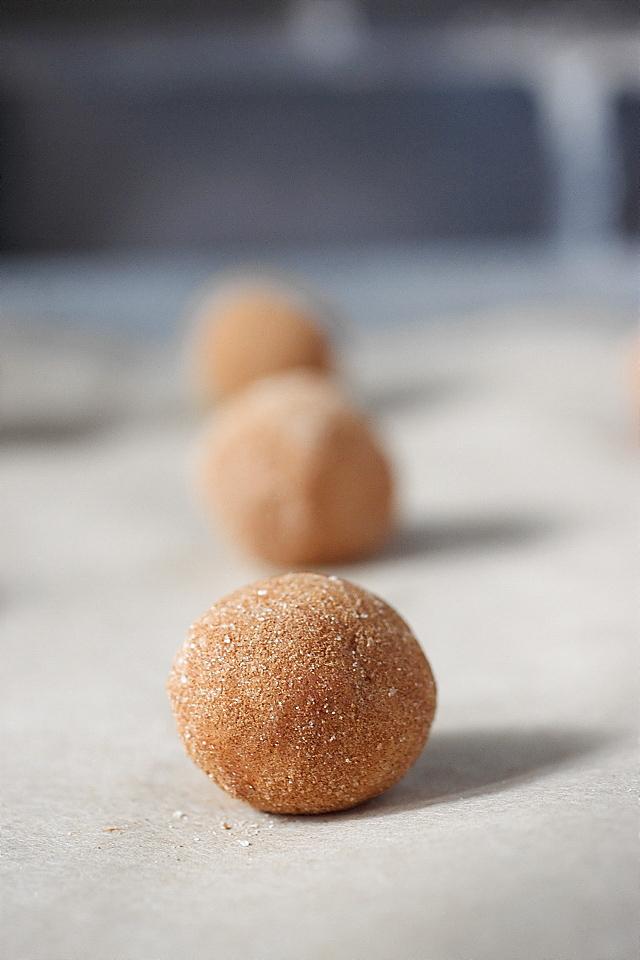 Most Amazing Snickerdoodle Cookies